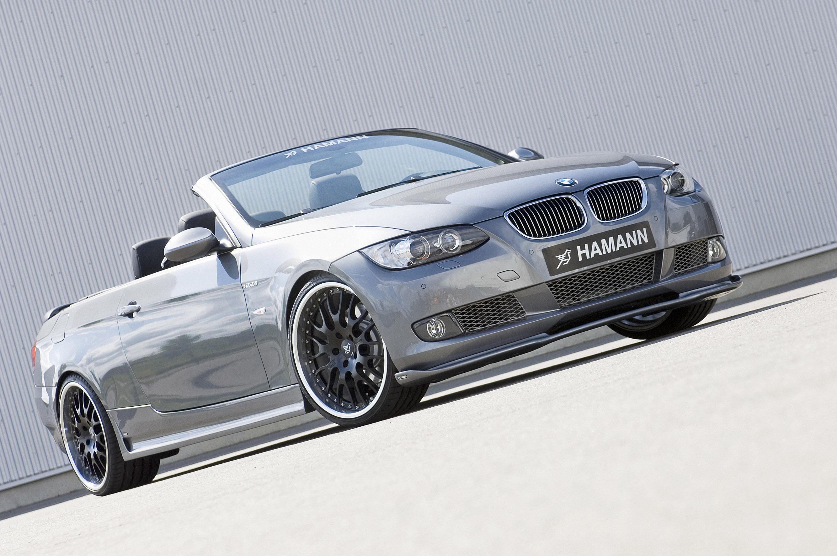 Hamann BMW 3er серии Cabrio - фотография №7