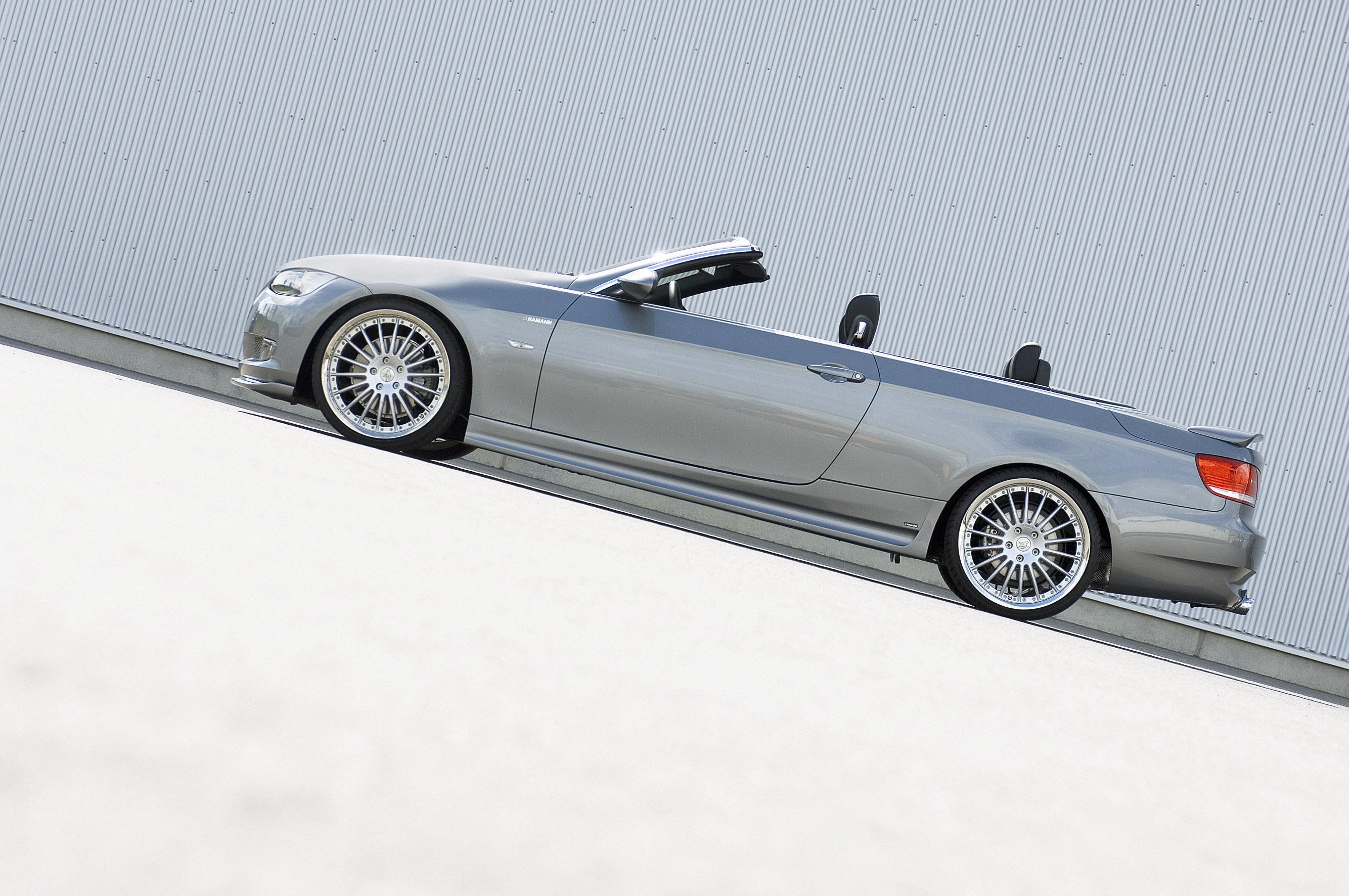 Hamann BMW 3er серии Cabrio - фотография №12