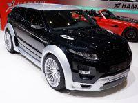 Hamann Range Rover Evoque Geneva 2012