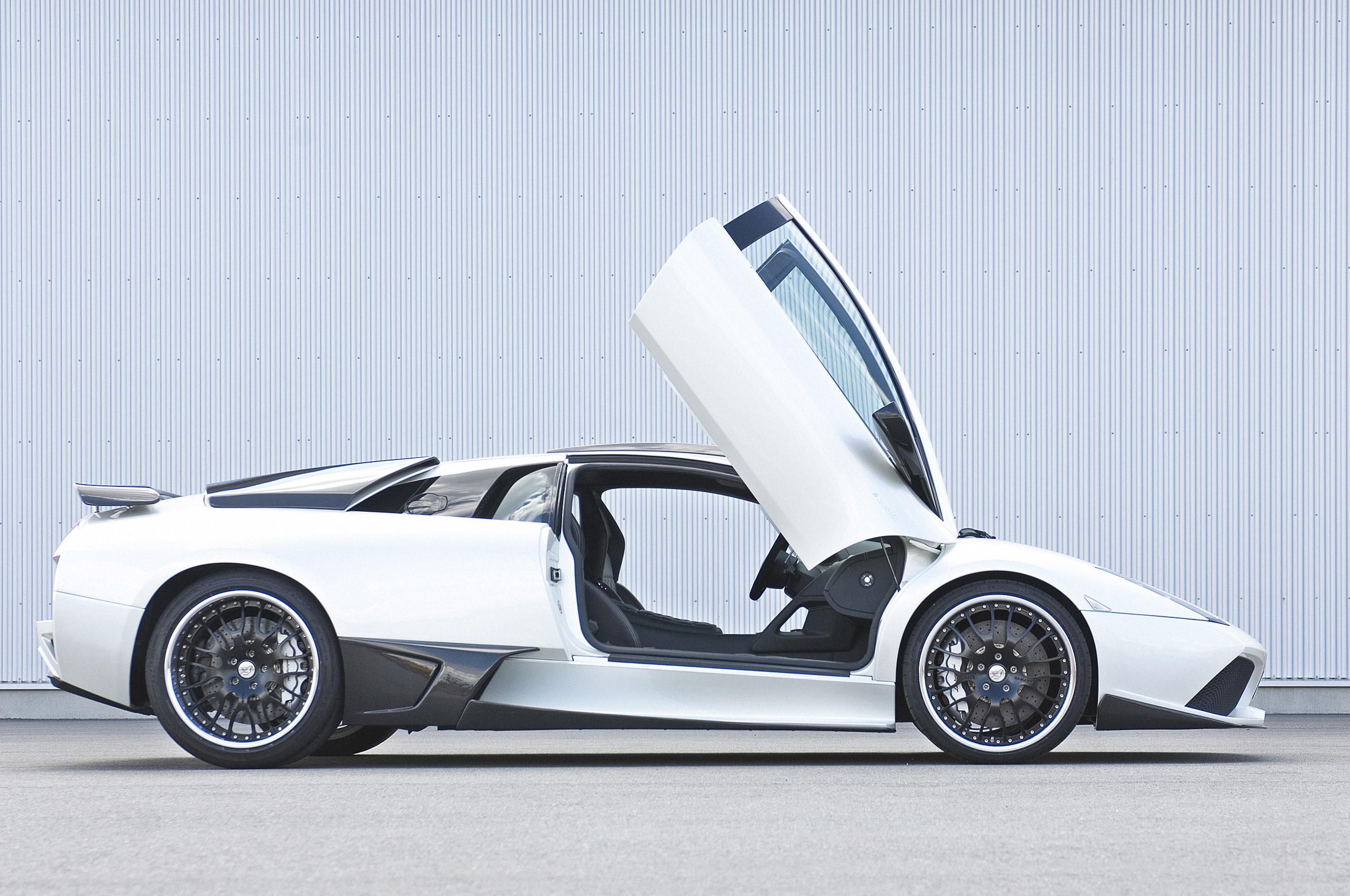 Hamann Lamborghini Murcielago LP640 - фотография №6