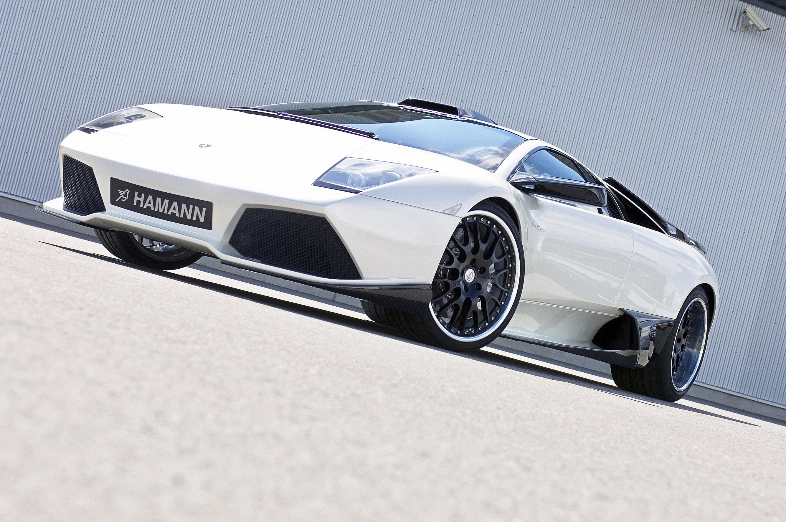 Hamann Lamborghini Murcielago LP640 - фотография №14