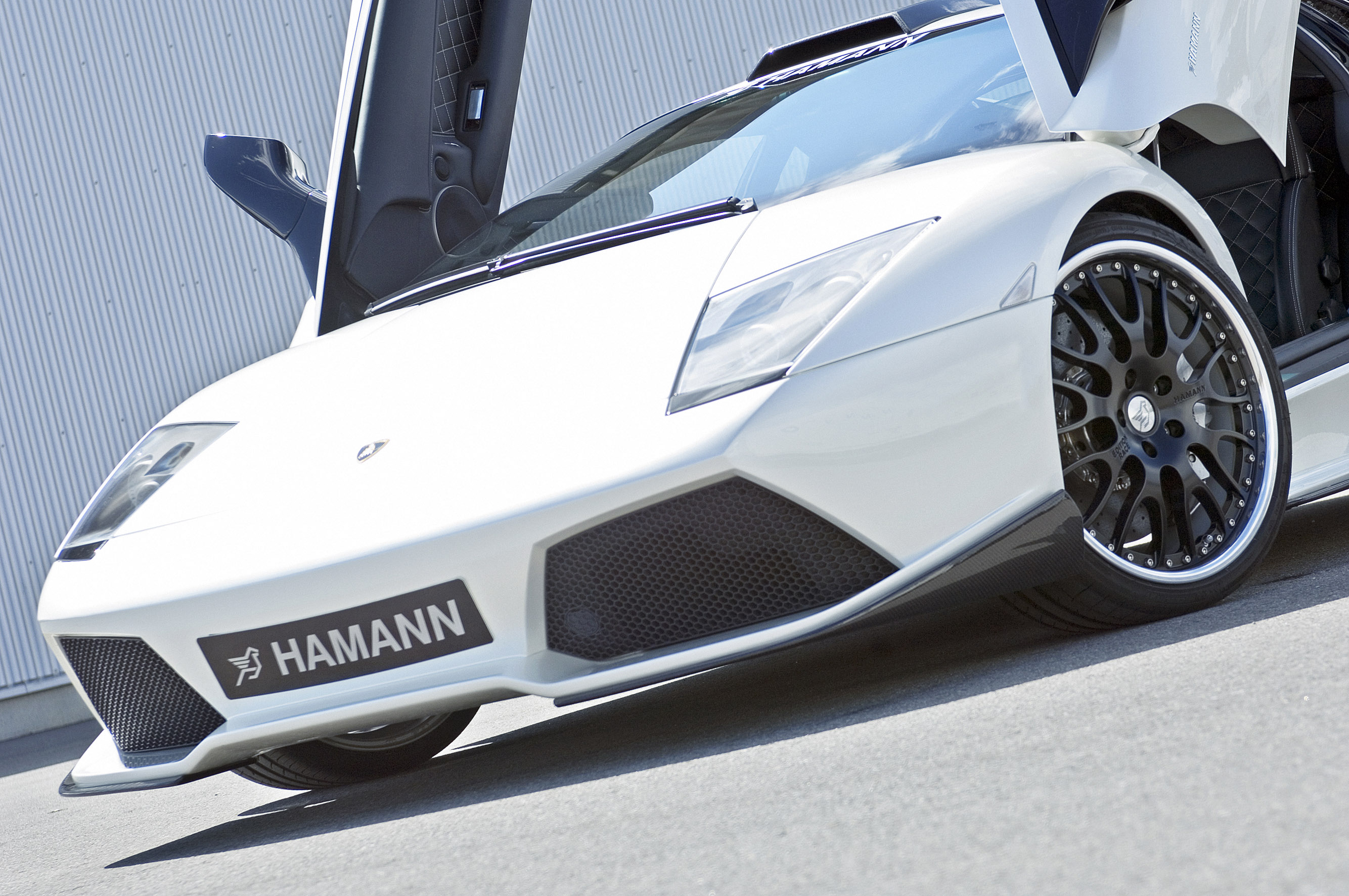 Hamann Lamborghini Murcielago LP640 - фотография №15