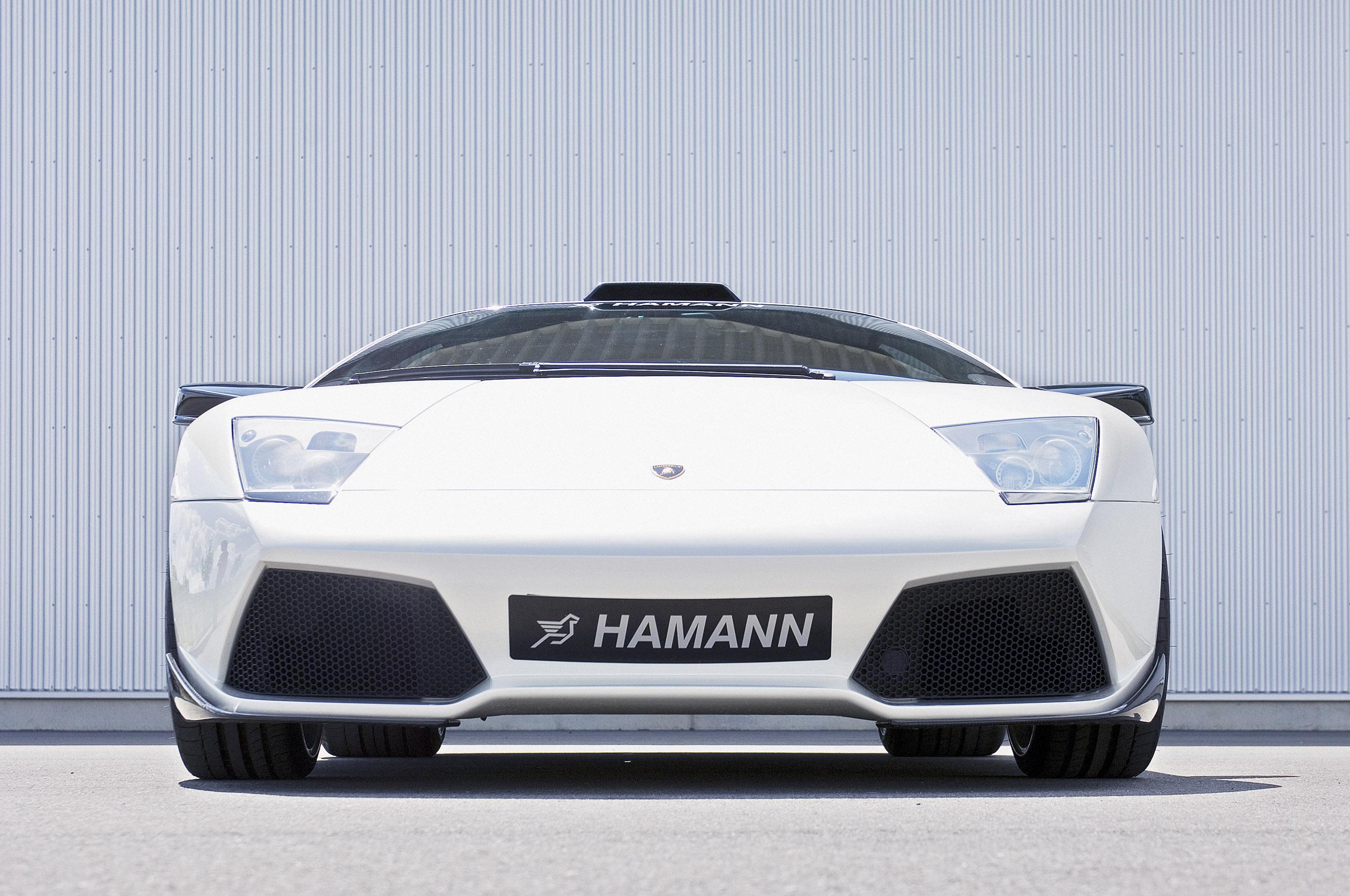 Hamann Lamborghini Murcielago LP640 - фотография №18