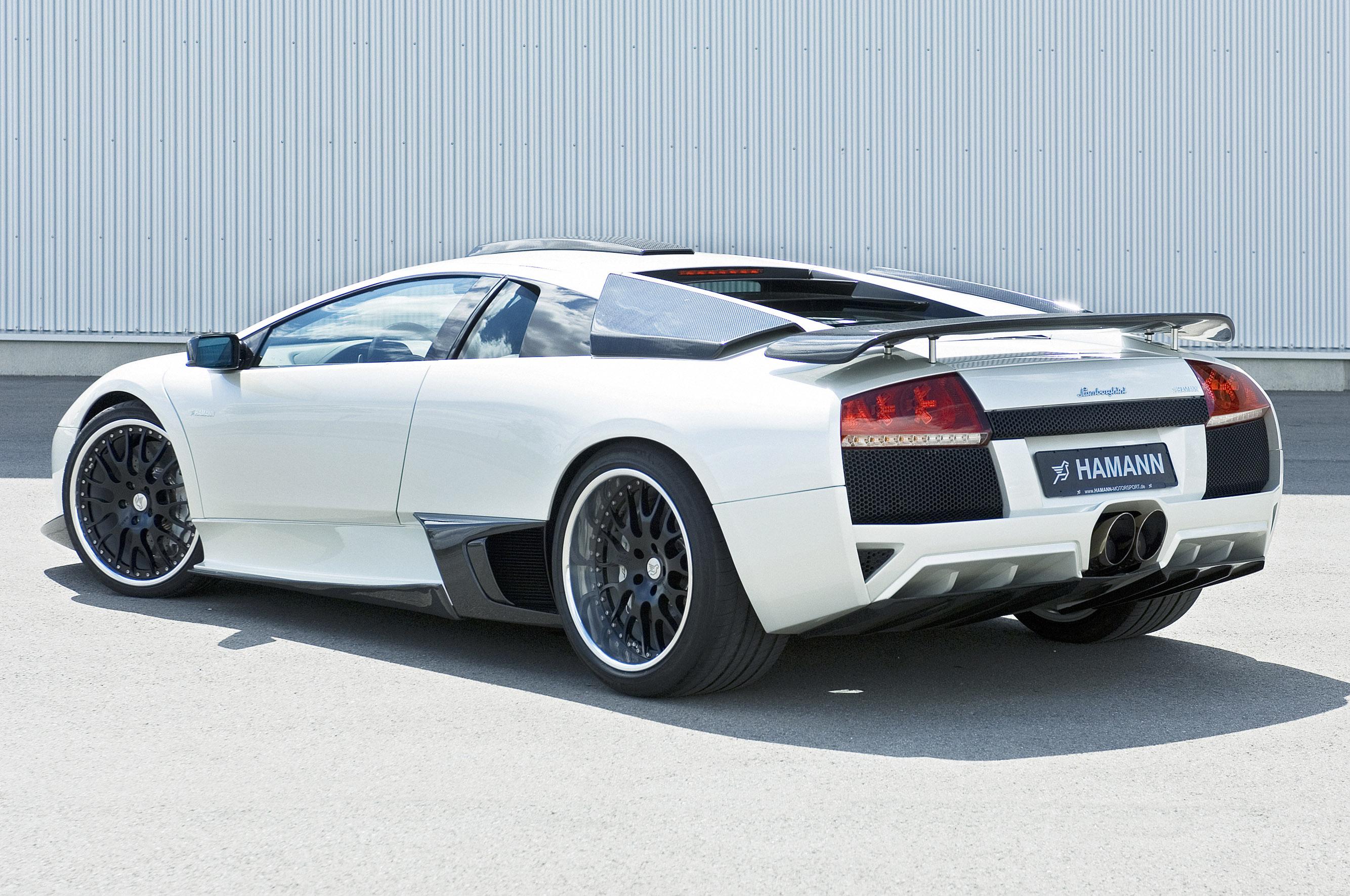 Hamann Lamborghini Murcielago LP640 - фотография №20