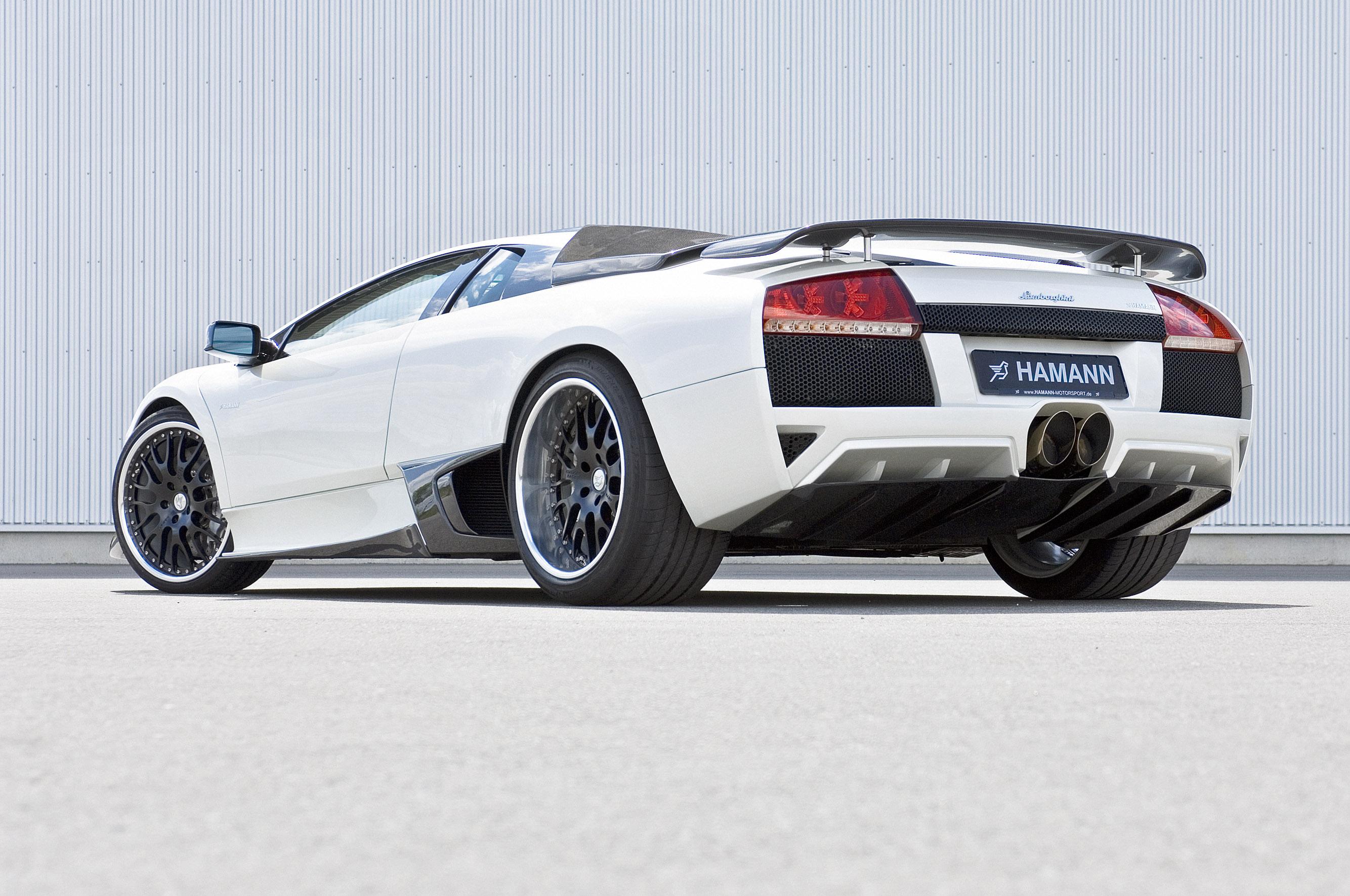 Hamann Lamborghini Murcielago LP640 - фотография №21