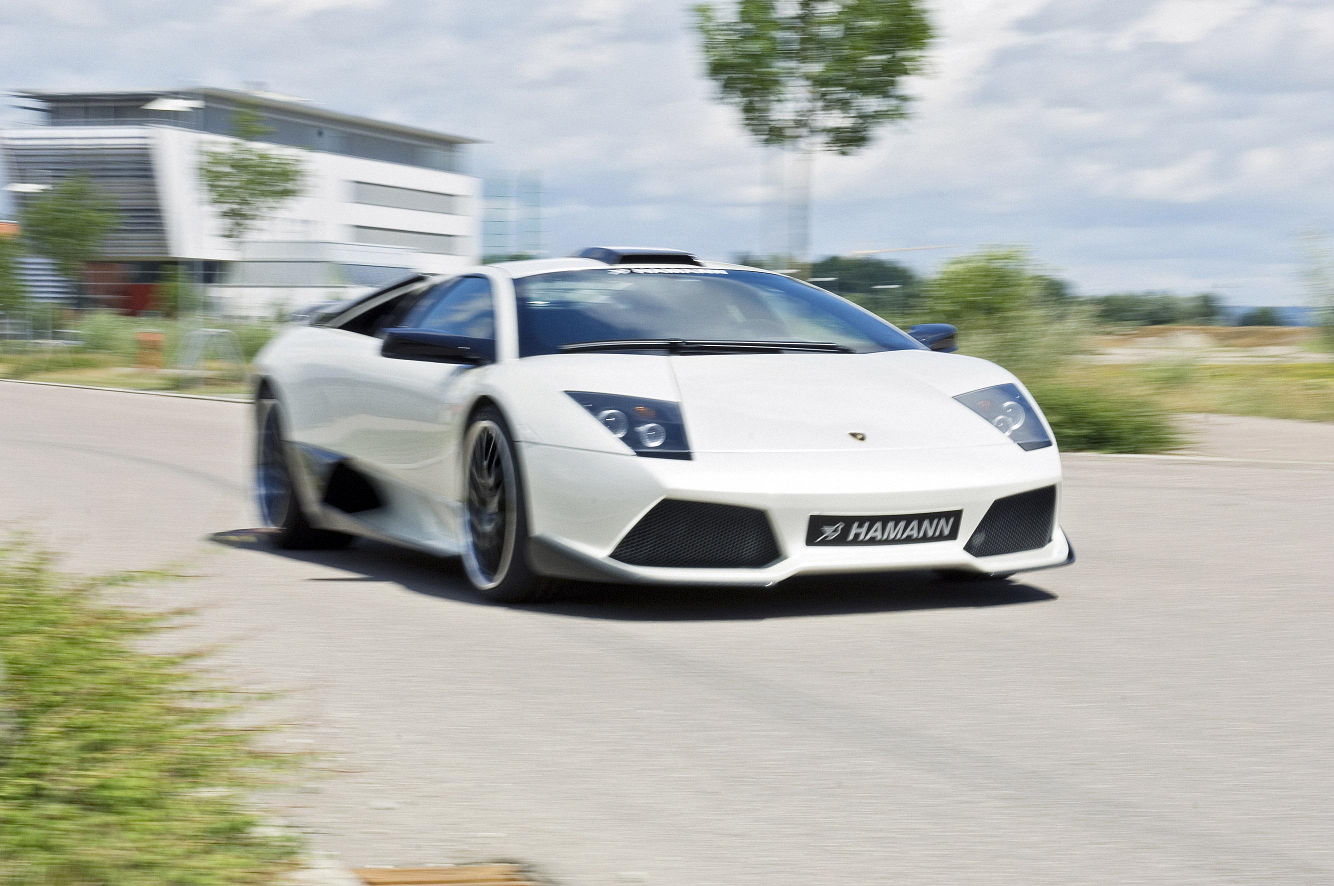 Hamann Lamborghini Murcielago LP640 - фотография №38