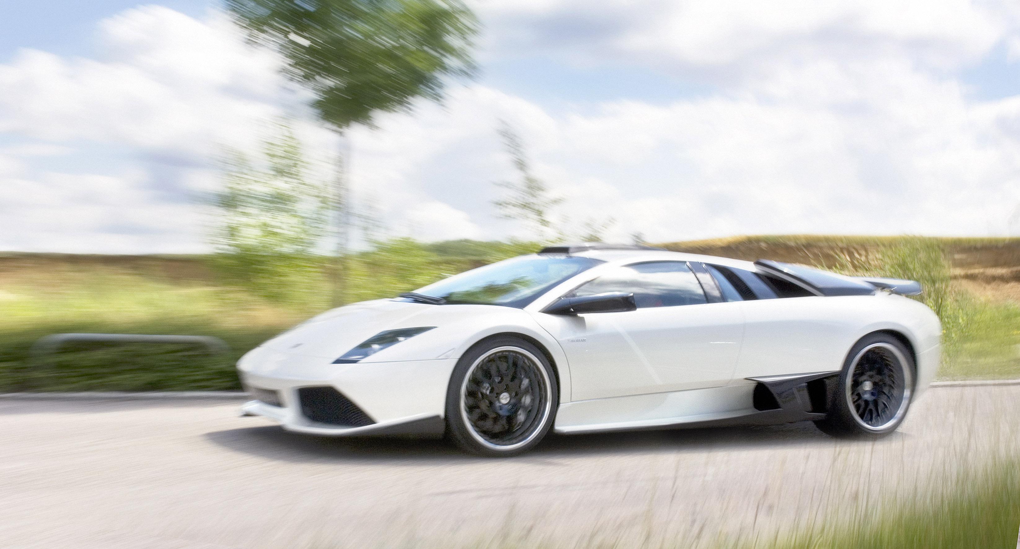 Hamann Lamborghini Murcielago LP640 - фотография №44