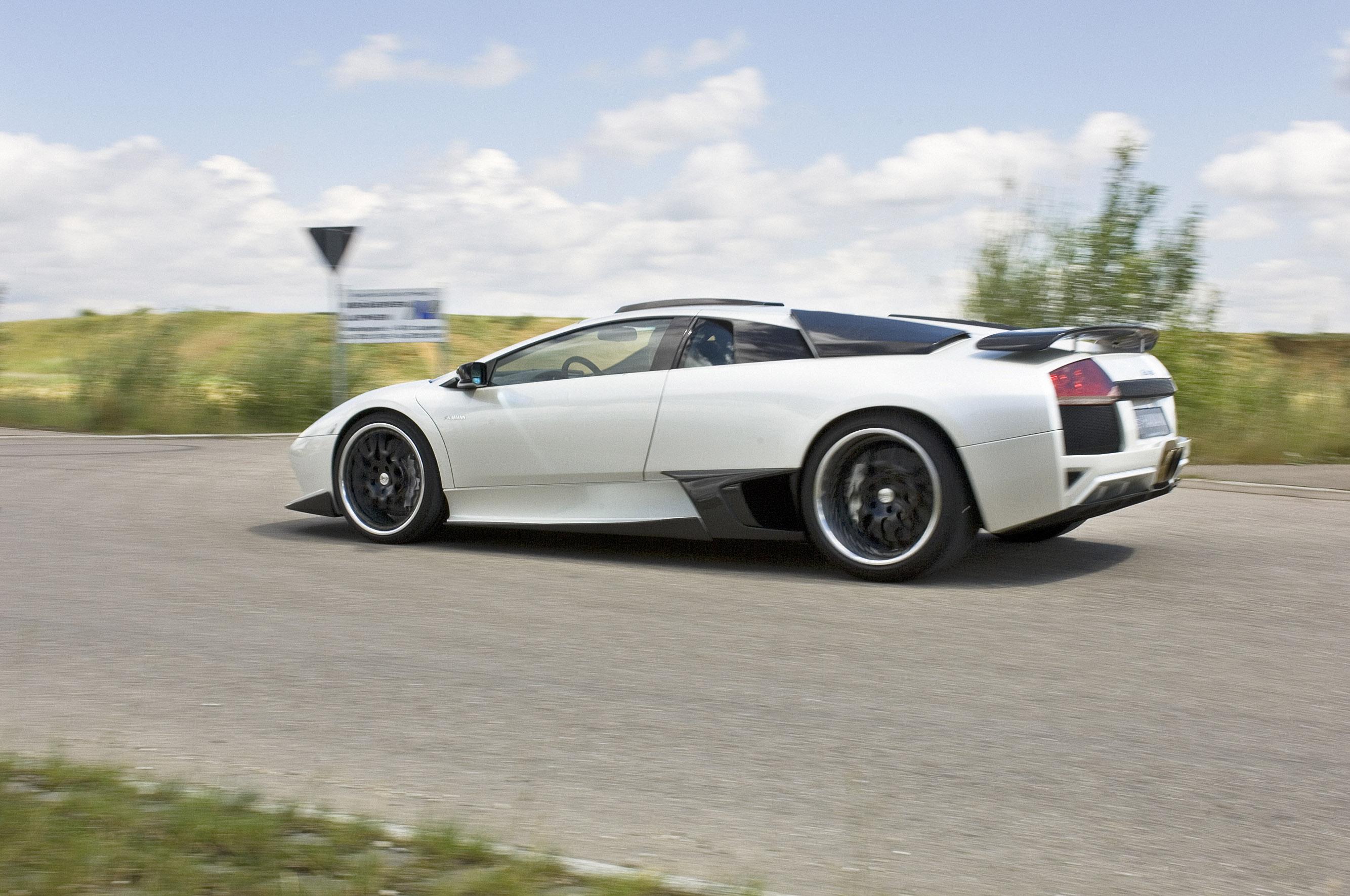 Hamann Lamborghini Murcielago LP640 - фотография №47