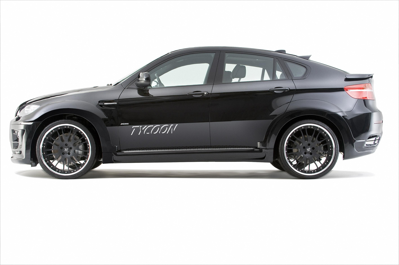 BMW X6 TYCOON By HAMANN - фотография №1