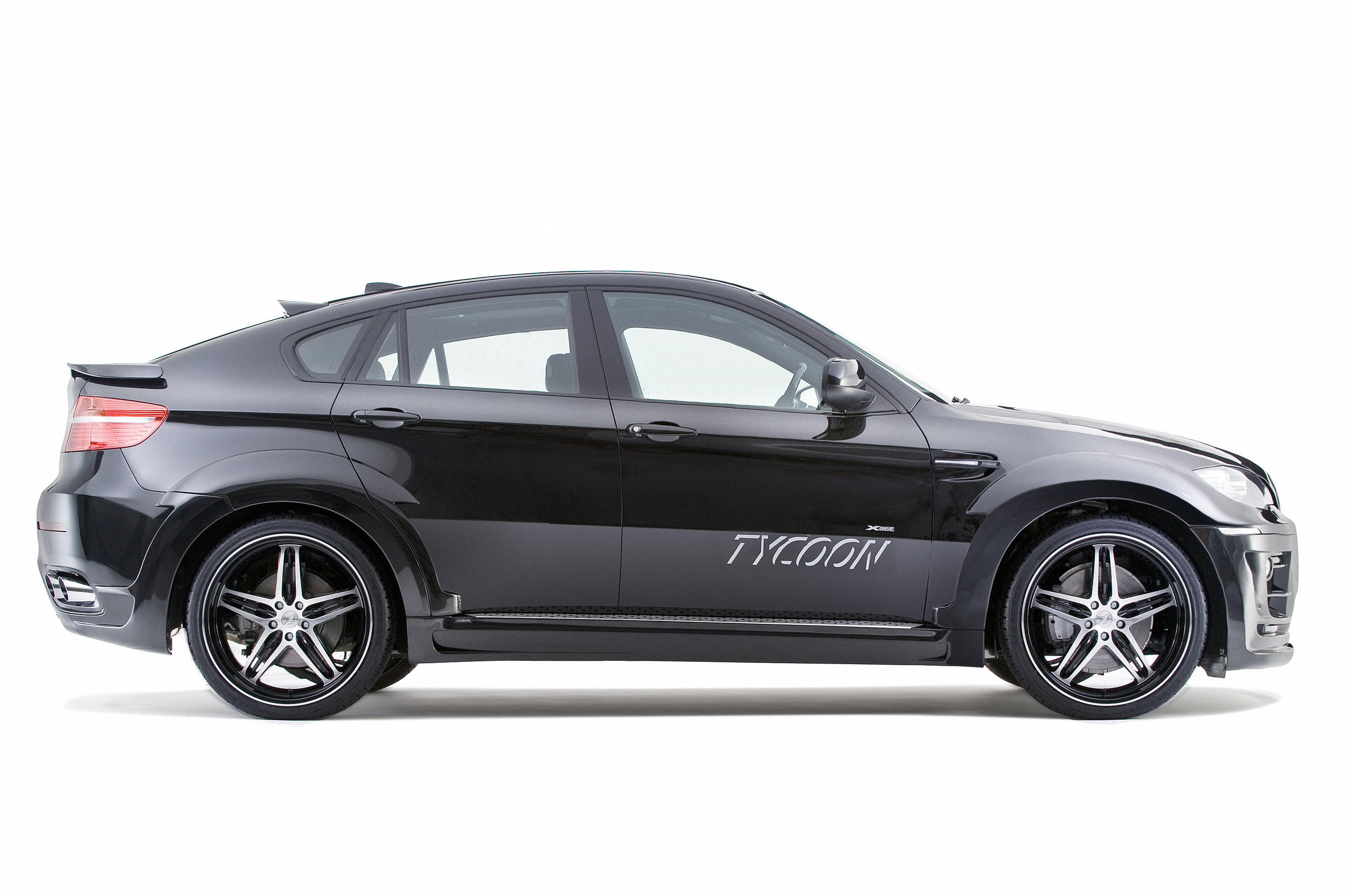 BMW X6 TYCOON By HAMANN - фотография №7