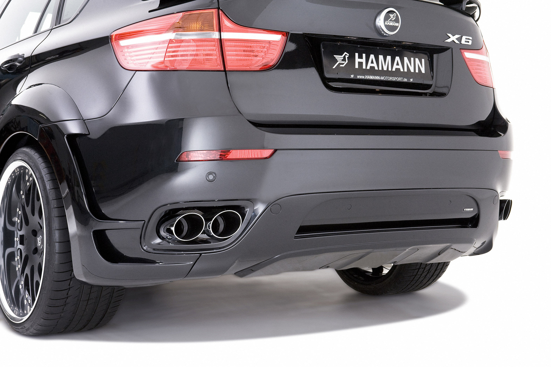 BMW X6 TYCOON By HAMANN - фотография №16