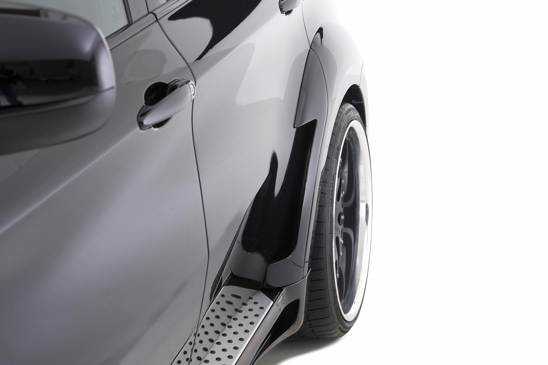 BMW X6 TYCOON By HAMANN - фотография №17