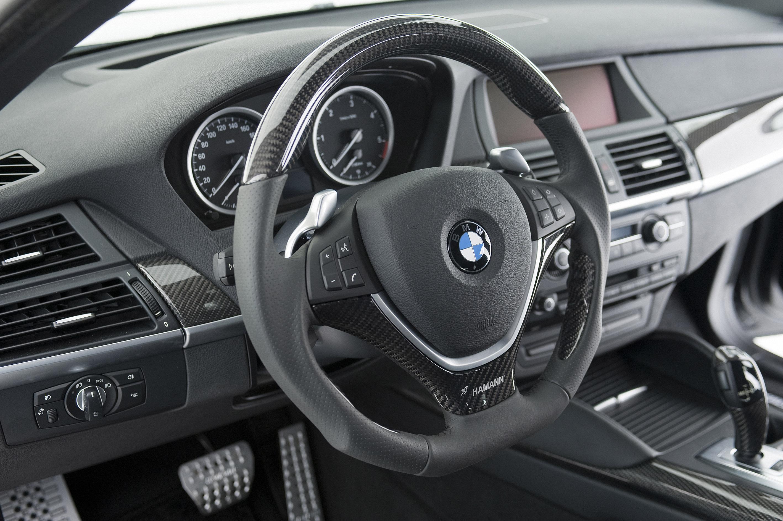 BMW X6 TYCOON By HAMANN - фотография №26