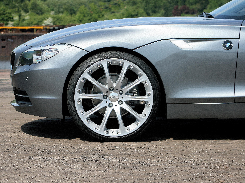 В HARTGE программы для BMW Z4 Roadster - фотография №3