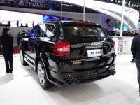 Hawtai SUV Shanghai 2013