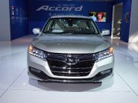 Honda Accord Hybrid New York 2013