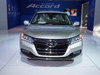 Honda Accord Hybrid New York 2013