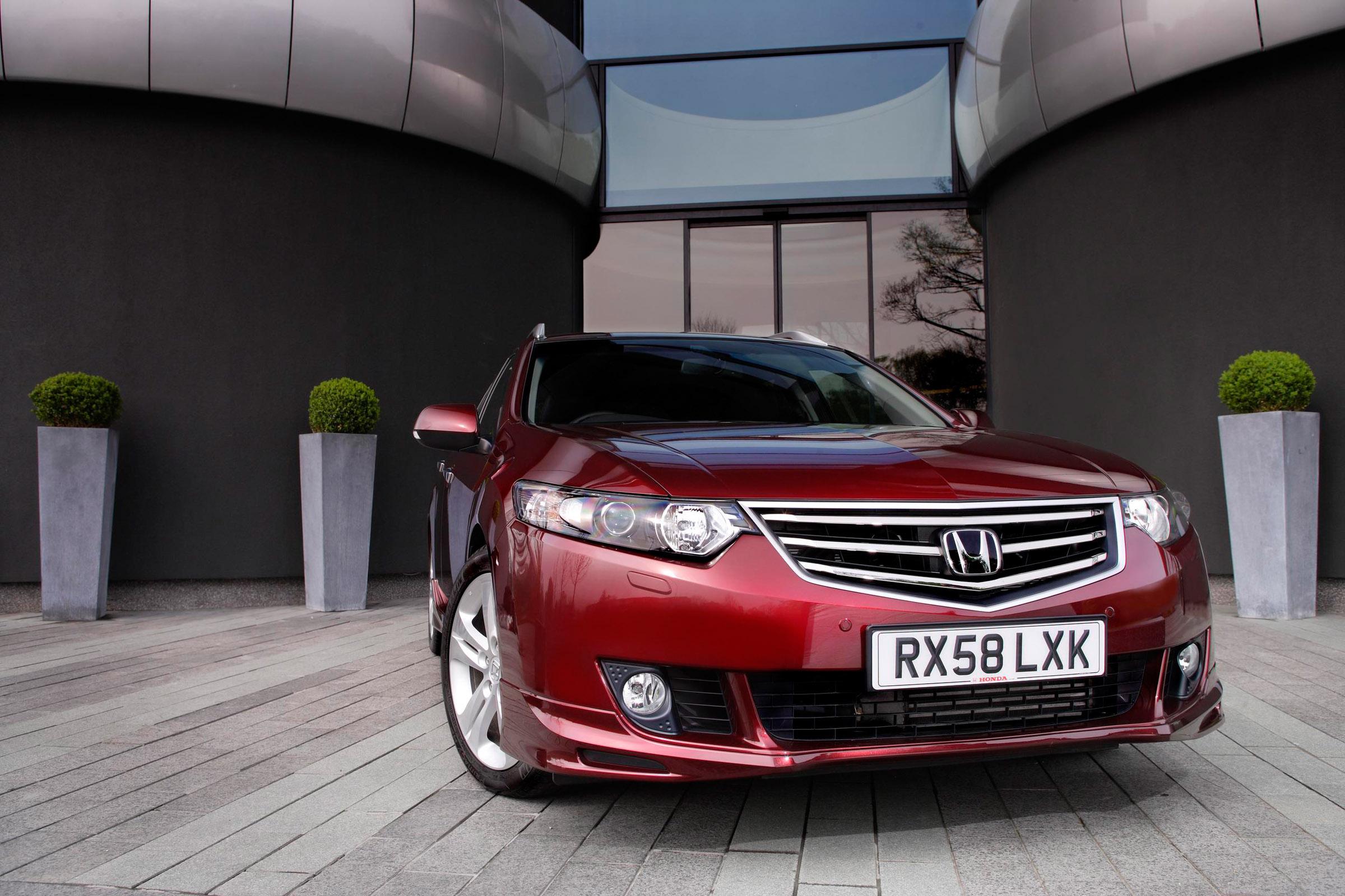Acura в прямом эфире в 2011 TSX Sport Wagon премьера - фотография №3