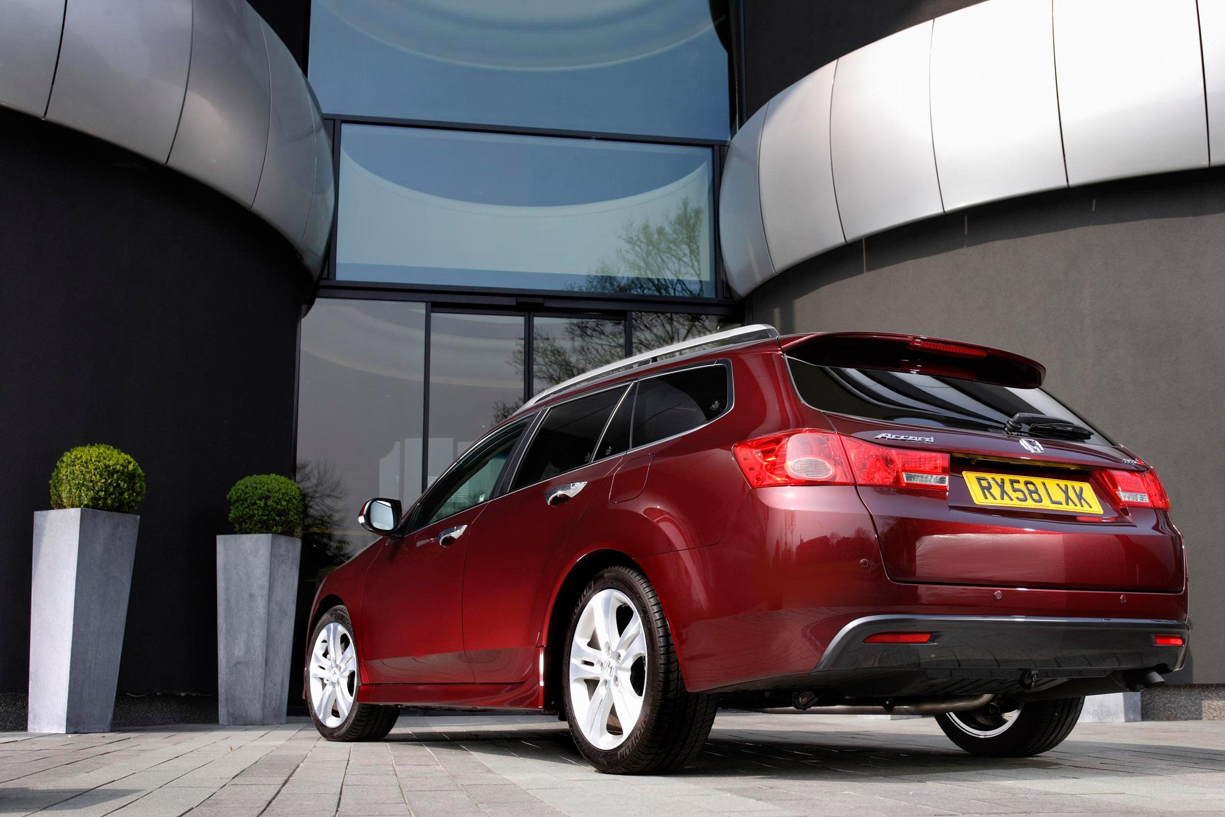 Acura в прямом эфире в 2011 TSX Sport Wagon премьера - фотография №5