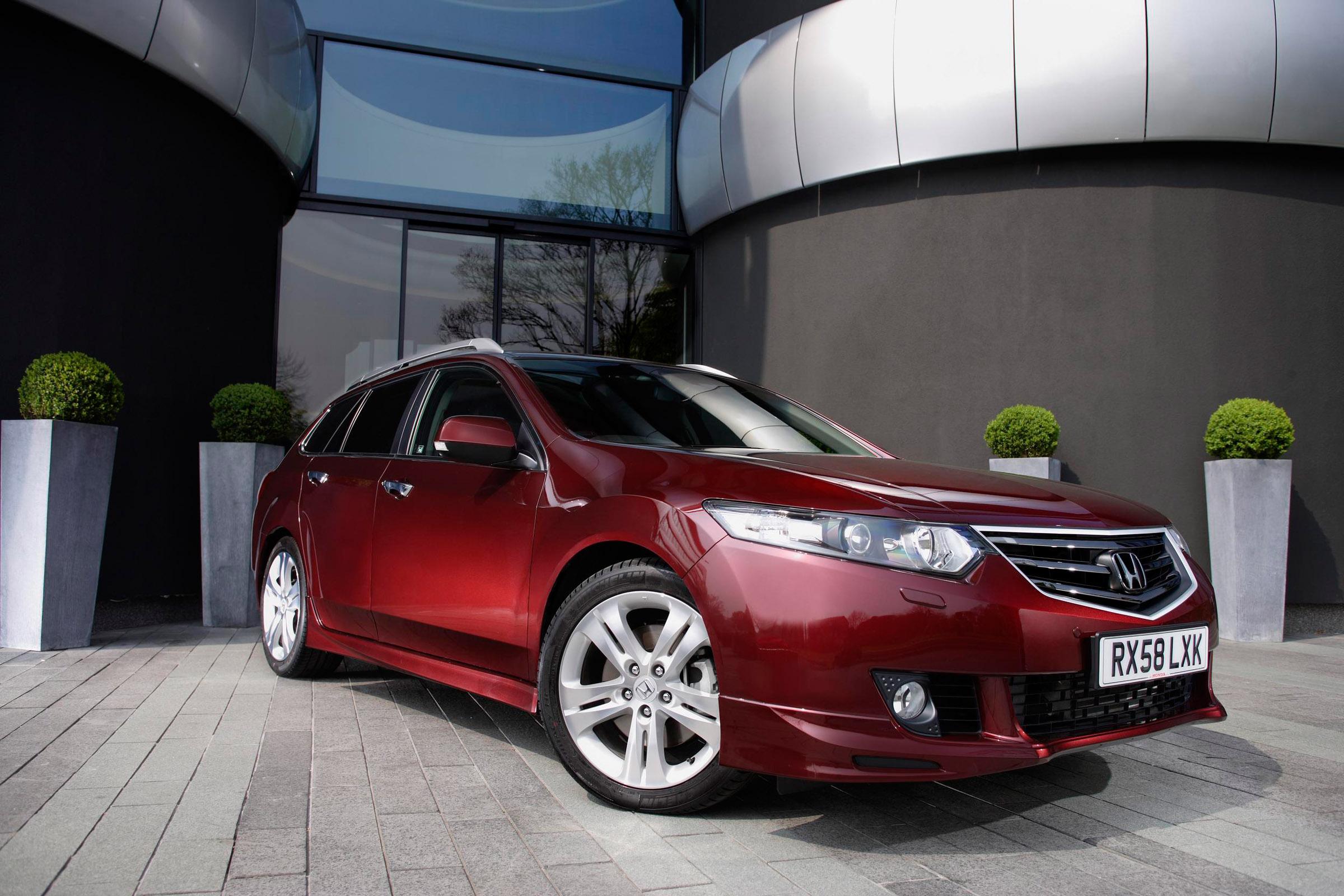 Acura в прямом эфире в 2011 TSX Sport Wagon премьера - фотография №6