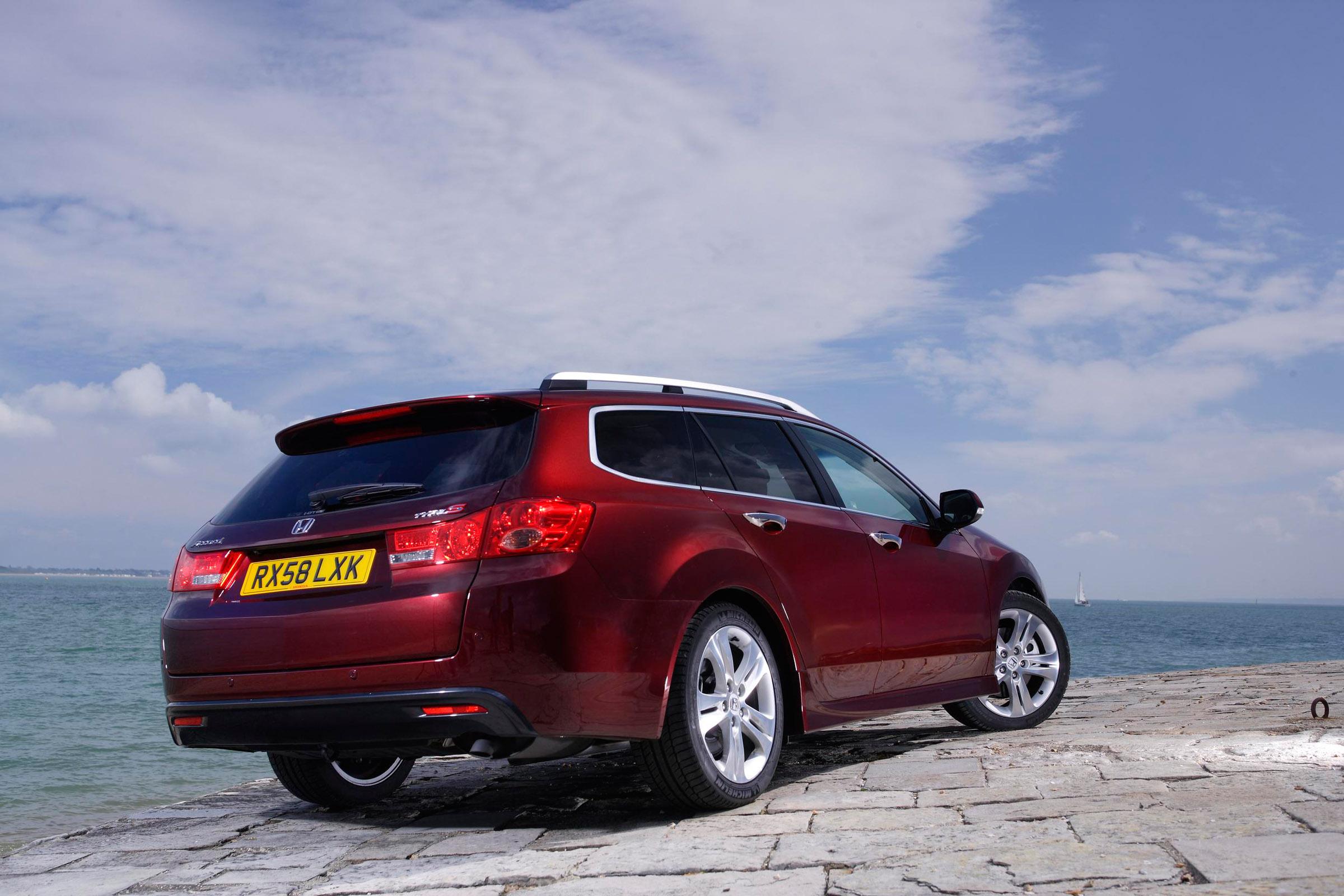 Acura в прямом эфире в 2011 TSX Sport Wagon премьера - фотография №8
