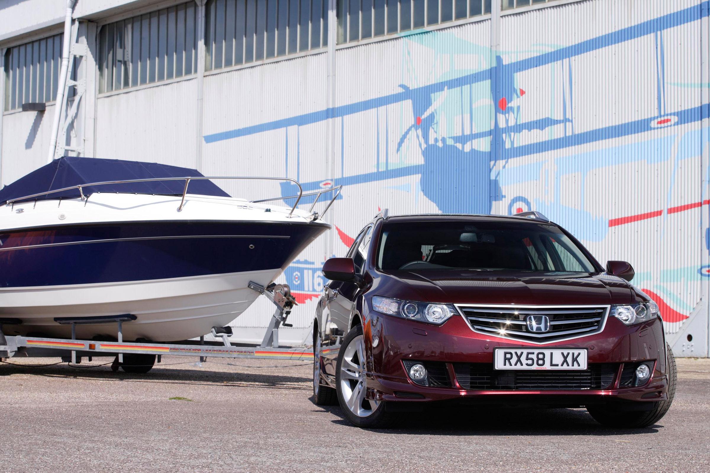 Acura в прямом эфире в 2011 TSX Sport Wagon премьера - фотография №9