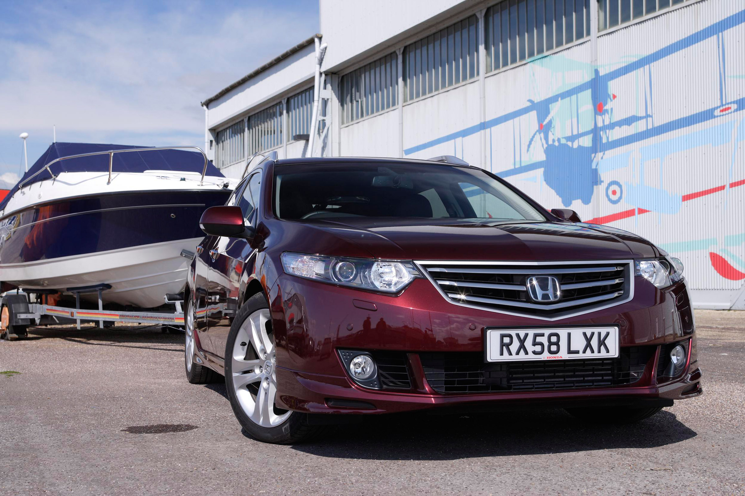 Acura в прямом эфире в 2011 TSX Sport Wagon премьера - фотография №10