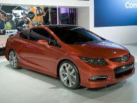 Honda Civic Coupe Concept Detroit 2011