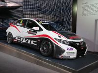 Honda Civic Paris 2012