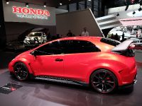 Honda Civic Type R Concept Geneva 2014
