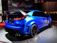 Honda Civic Type R Concept Paris 2014