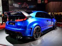 Honda Civic Type R Concept Paris 2014