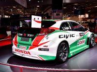 Honda Civic Type R World Touring Car Paris 2014
