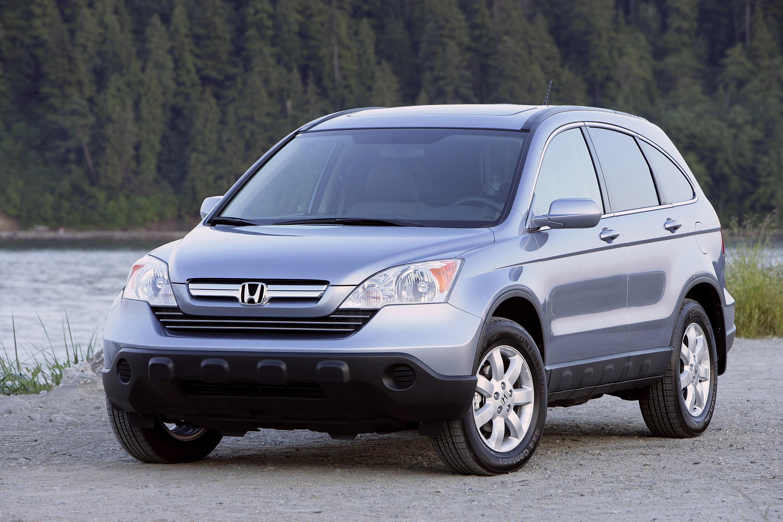 2009 Honda CR-V обеспечивает изысканный и стильный подход к записи-сегменте SUV - фотография №3