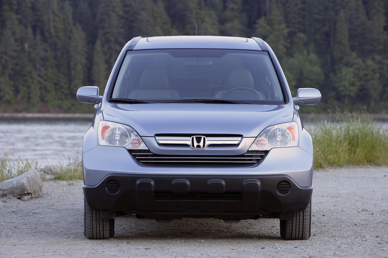 2009 Honda CR-V обеспечивает изысканный и стильный подход к записи-сегменте SUV - фотография №4