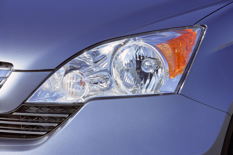 2009 Honda CR-V обеспечивает изысканный и стильный подход к записи-сегменте SUV - фотография №18