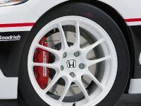 thumbs Honda CR-Z at SEMA