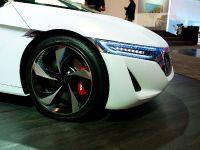 Honda EV Concept Geneva 2012