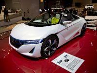 Honda EV-STER Moscow 2012