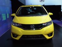 Honda Fit Detroit 2014
