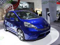 Honda Fit EV Concept Frankfurt 2011