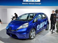 Honda Fit EV Los Angeles 2010