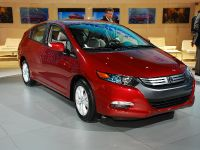 Honda Insight Hybrid Detroit 2009