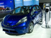 Honda Jazz All-Electric Detroit 2011