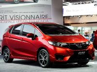 Honda Jazz Prototype Paris 2014