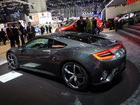 Honda NSX Concept Geneva 2013