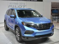 Honda Pilot Chicago 2015