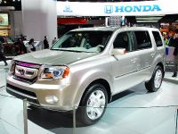 Honda Pilot Detroit 2008