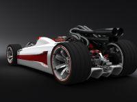 Hot Wheels Honda Racer