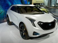 Hyundai Curb Crossover Detroit 2011
